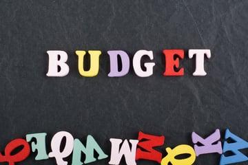 予算管理システムの基本機能