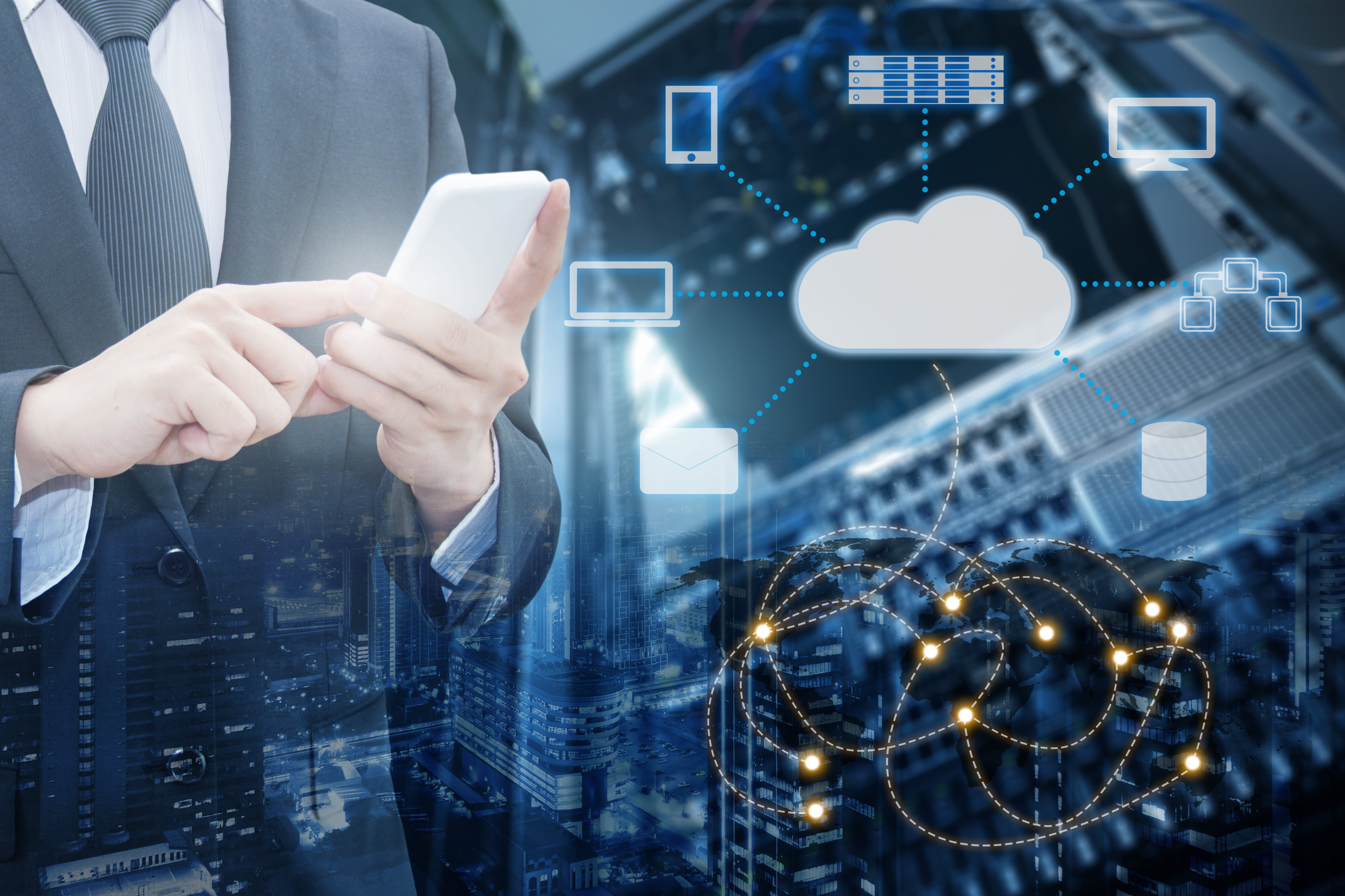 SAP Cloud Platformの基礎知識!機能やメリットを解説