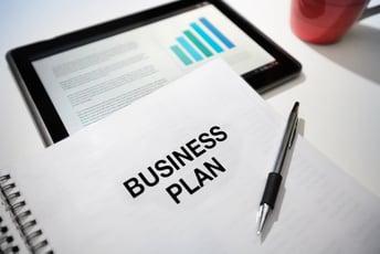 事業計画とは?経営計画との違い