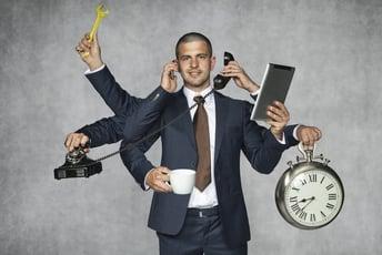 企業の業務効率化とは?その代表的な手法とポイント