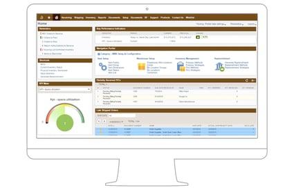 最適なコストで、倉庫運営の合理化とオンタイムの製品提供
