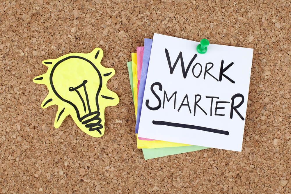 method-of-work-efficiency-improvement
