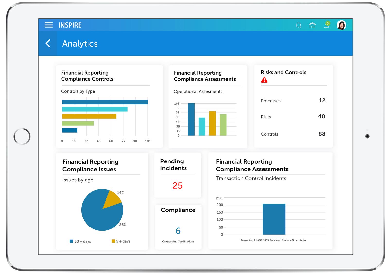 Oracle ERP Cloud 画面2