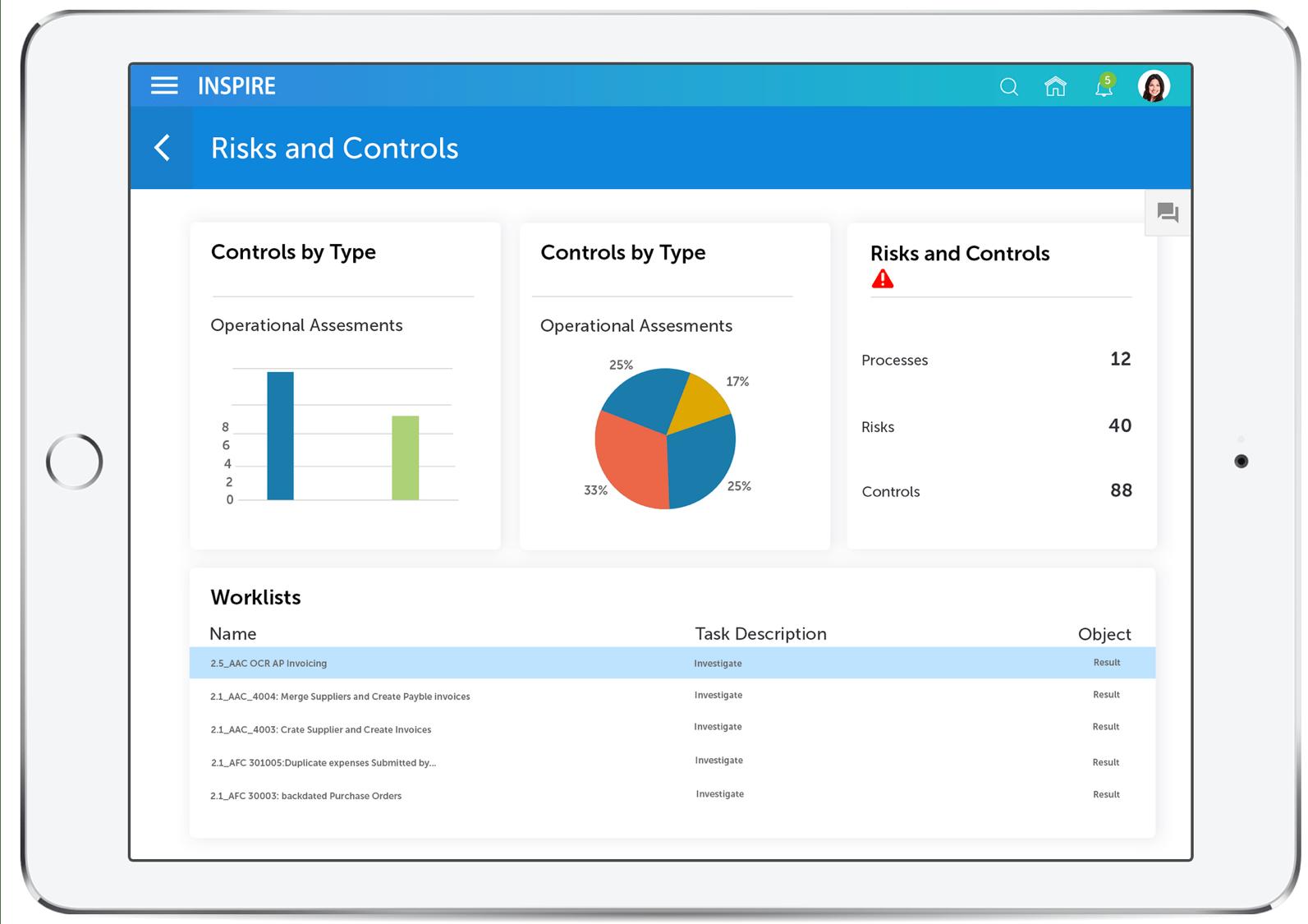 Oracle ERP Cloud 画面3