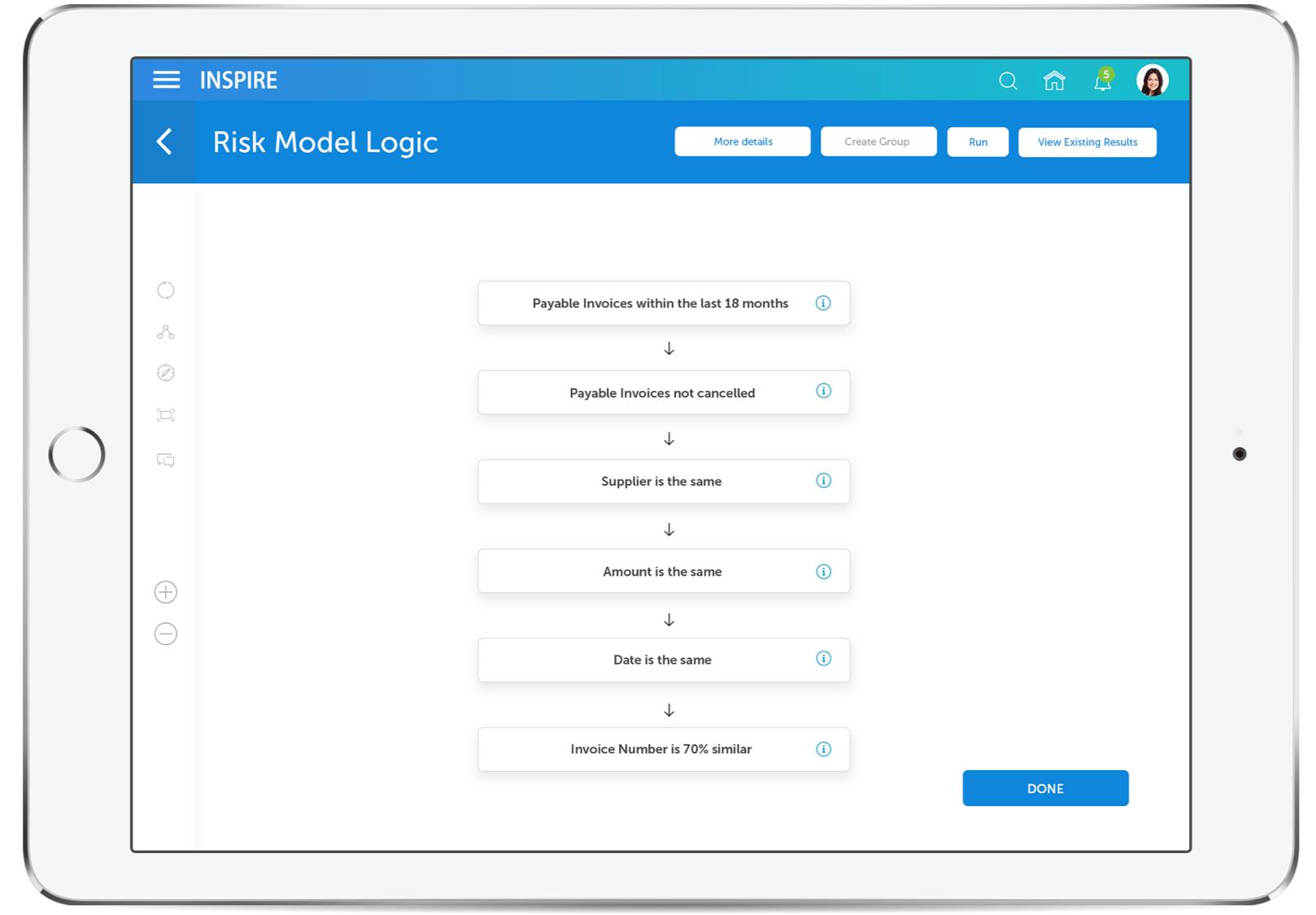 Oracle ERP Cloud 画面6