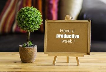 労働生産性を確認するための生産性分析