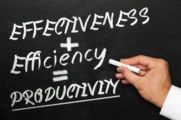 企業における生産性向上のポイントを解説