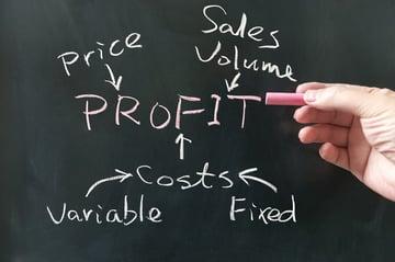 変動費と固定費の違い