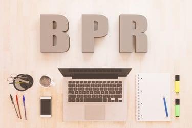 BPR(業務改革)とは?業務改善との違い