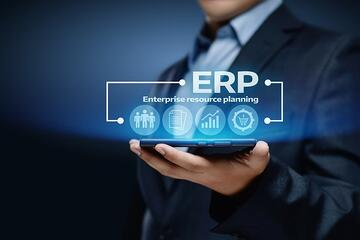 基幹システムとは何か?ERPとの違いを説明