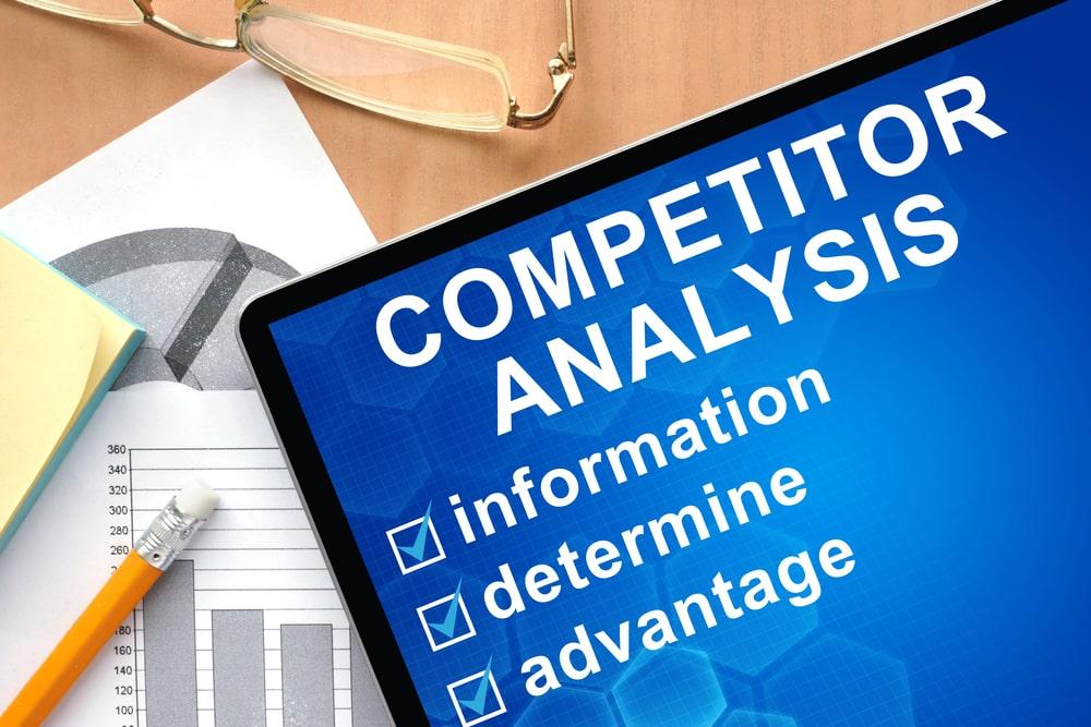 競合分析とは?代表的なフレームワークを紹介